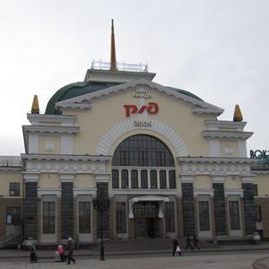 Железнодорожные вокзалы Забитуя
